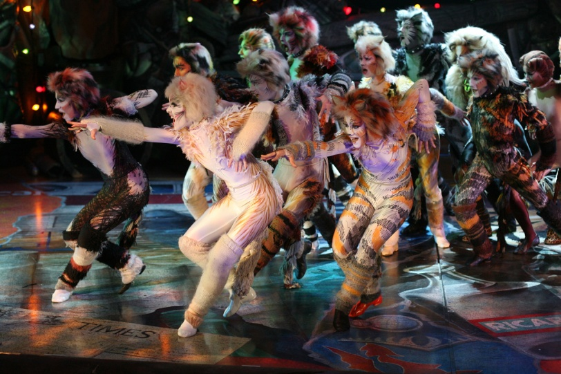 Cats Musical Dublin