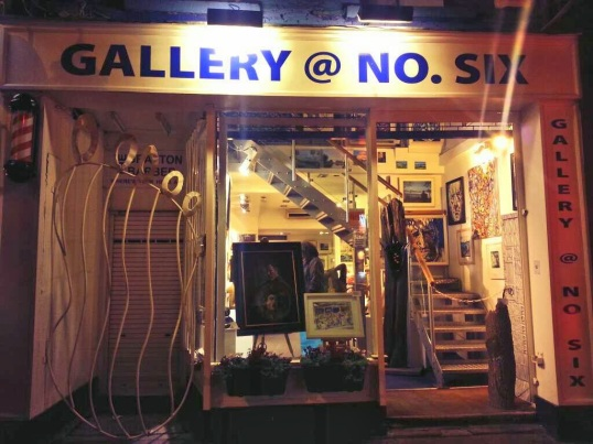 Gallery @ no. Six celebrating Culture Night