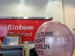 Culture Night in Filmbase