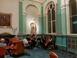 Royal College of Physicians of Ireland celebrating Culture Night