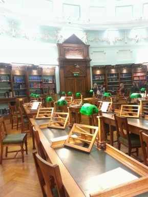 National Library of Ireland celebrating Culture Night